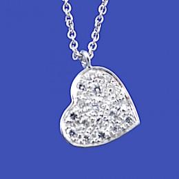 cuore diamanti