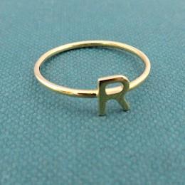 anello iniziale r