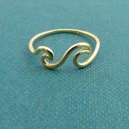 anello doppia onda marina og 1