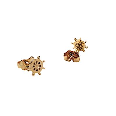 orecchini oro